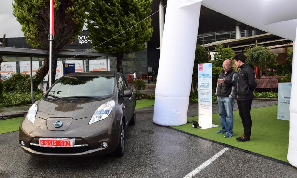 Nissan Zero Emission Tour jornadas