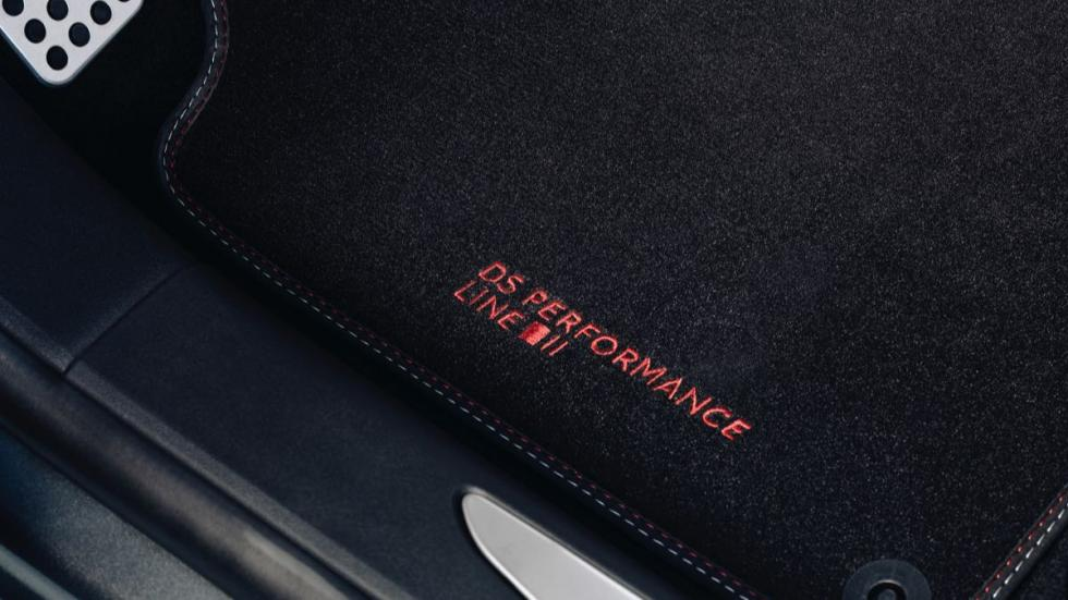 DS4 Performance Line alfombrilla