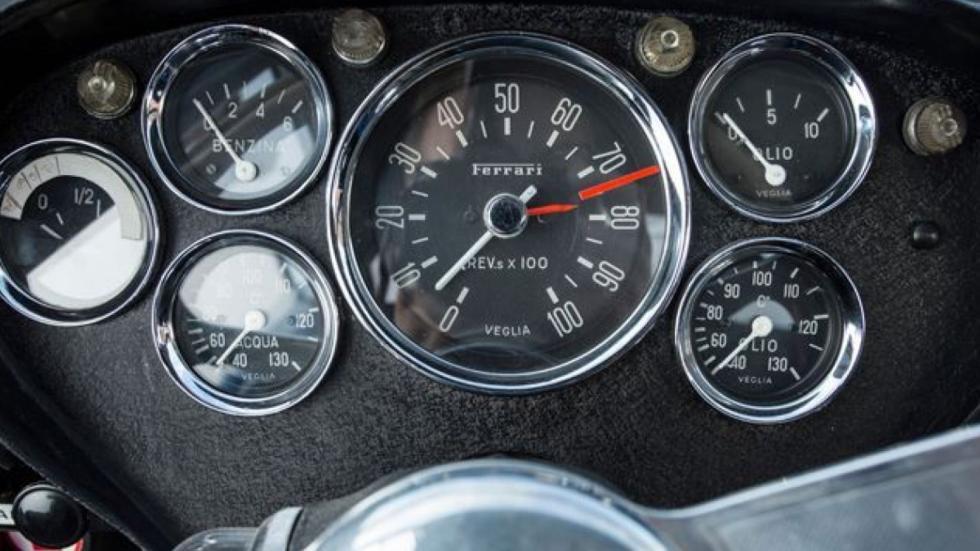 Ferrari 250 GTO de 1962 relojes