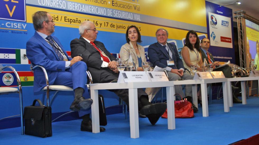 congresos internacionales de Seguridad Vial