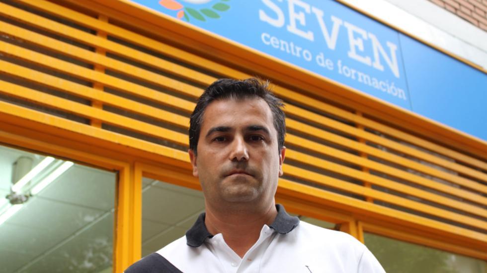 Emilio Fernández, fundador de la plataforma Recupera tus puntos desde tu autoesc