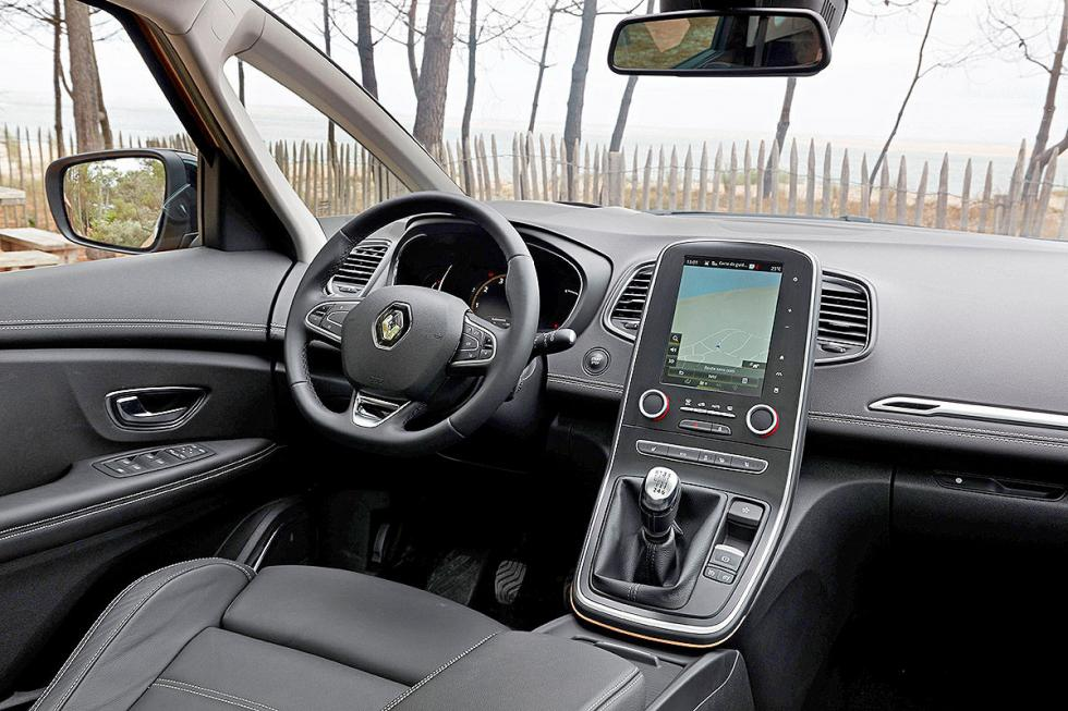 Duelo fratricida: Renault Kadjar vs Renault Scénic