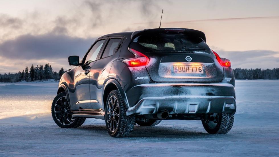 coches-ir-trabajo-divertido-Nissan-Juke-NISMO-RS-zaga