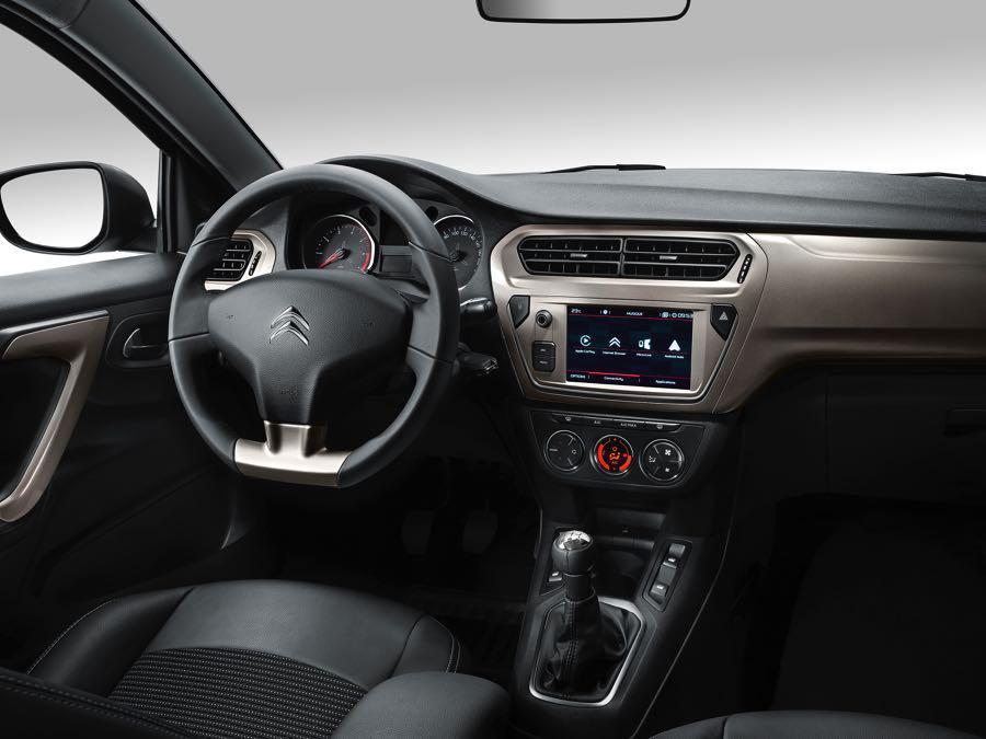 Nuevo Citroën C-Elysée 2017