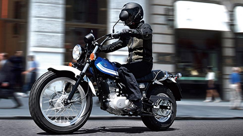 Fotos Suzuki VanVan 200 2016