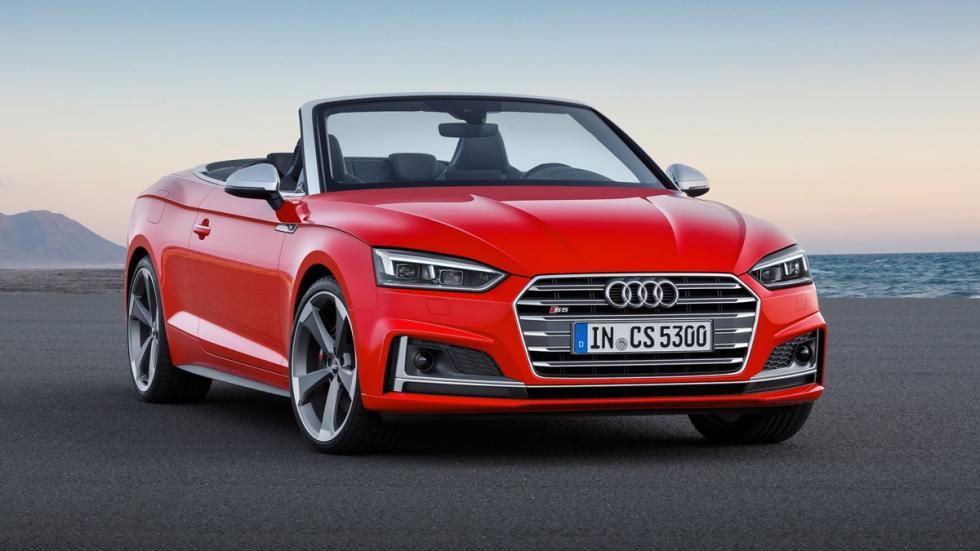 Imágenes novedades Salón Los Ángeles 2016 Audi S5 Cabrio