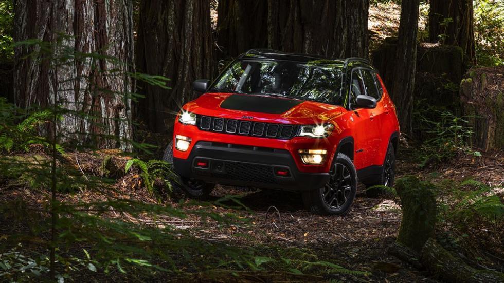 Imágenes novedades Salón Los Ángeles 2016 Jeep Compass 2017