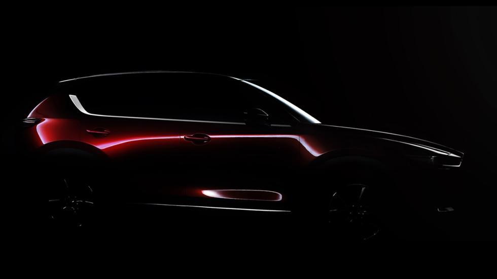 Imágenes novedades Salón Los Ángeles 2016  Mazda CX-5 2018