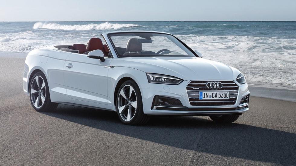 Audi A5 Cabrio 2017