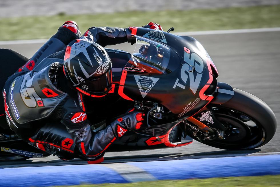 Viñales-Test-MotoGP-Valencia-2017