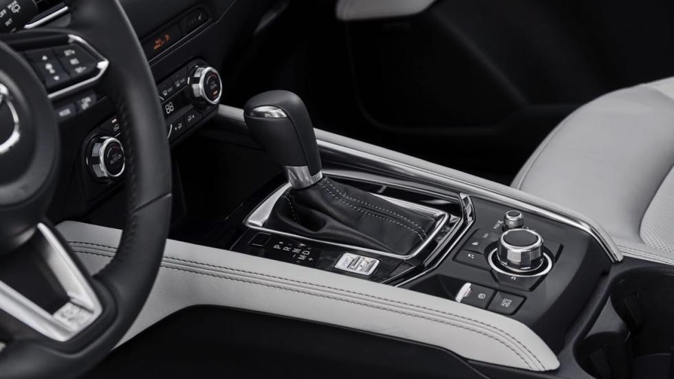 Mazda CX-5 2018 palanca de cambios