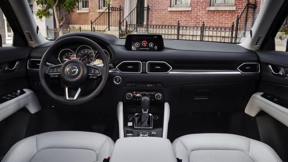 Mazda CX-5 2018 salpicadero