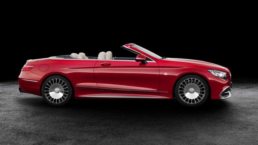 Mercedes-Maybach S650 Cabriolet lateral