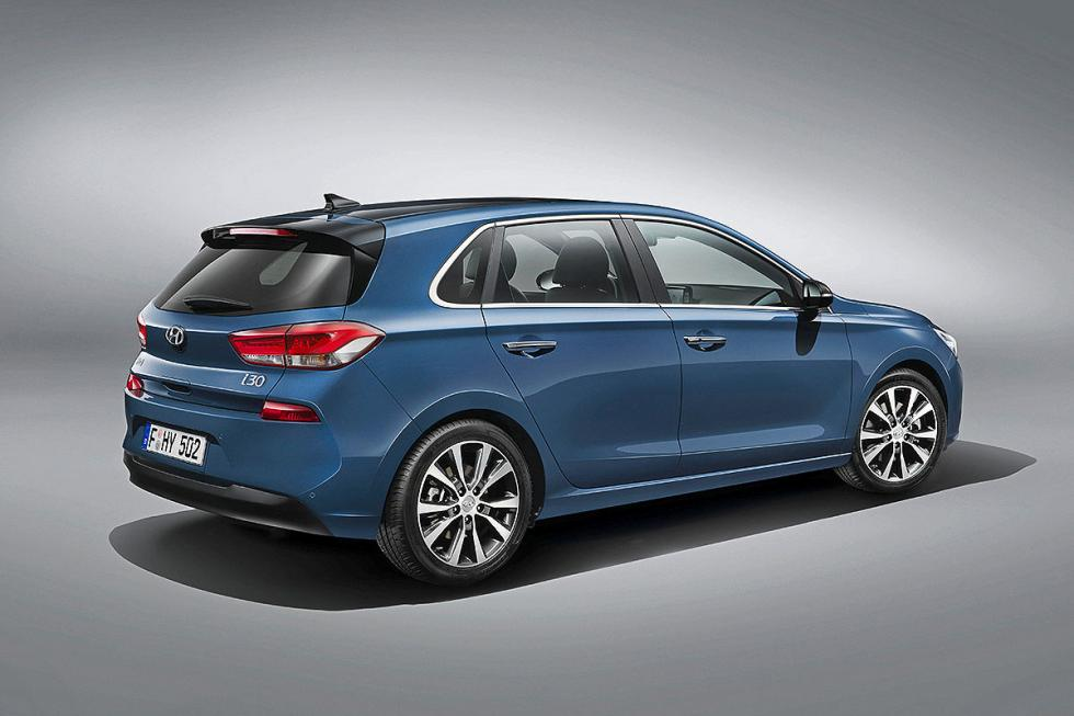 Nuevo Hyundai i30 zaga