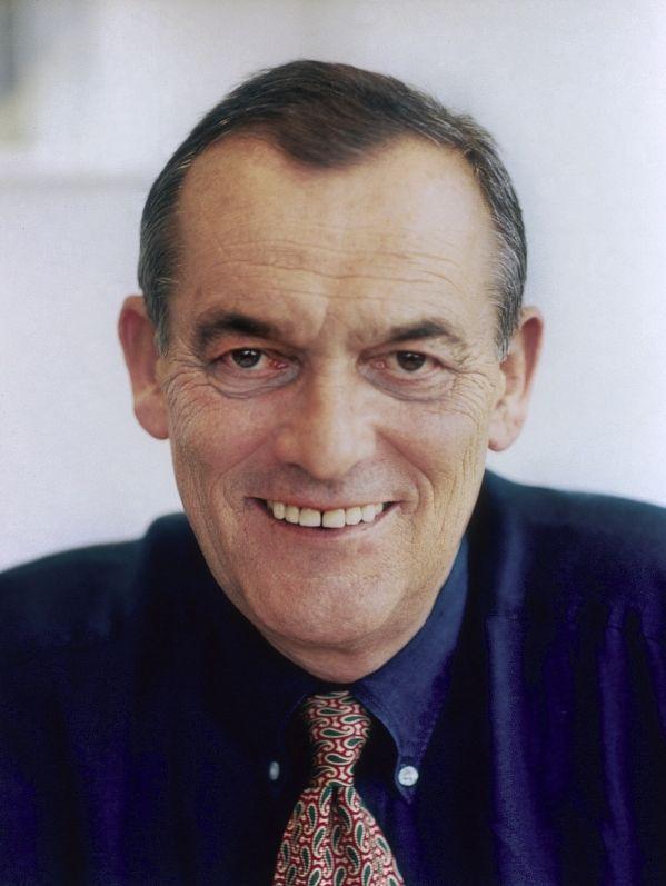 Paul Rosche, Director de la BMW Motorsport Ltd. (1995-1998).