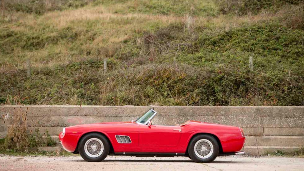 Ferrari 250 GT California Spider lateral