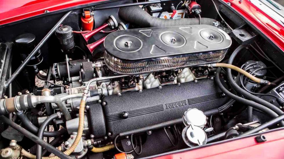 Ferrari 250 GT California Spider motor