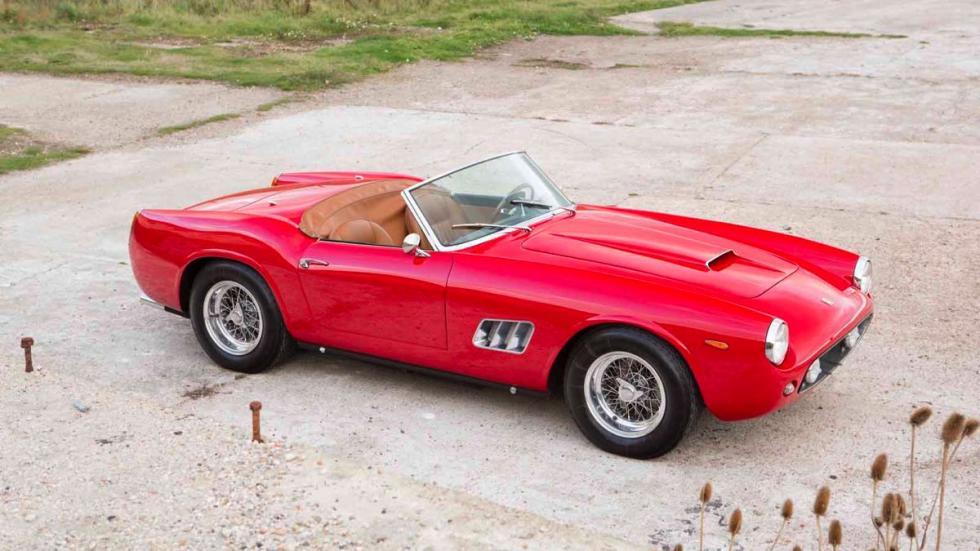 Ferrari 250 GT California Spider perfil