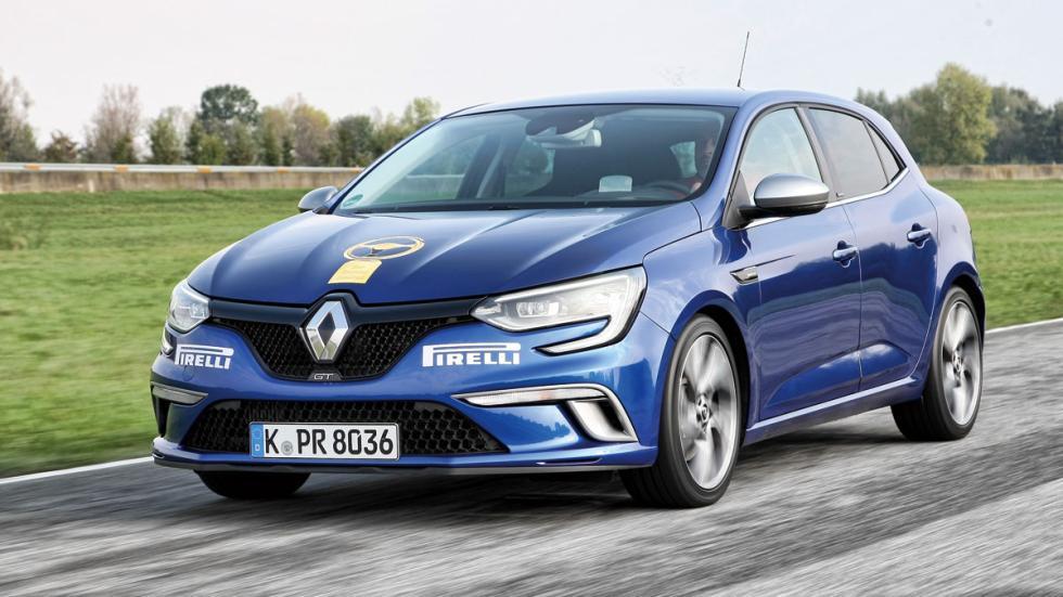 El nuevo Renault Mégane además de en su categoría ha ganado el Volante de Oro en