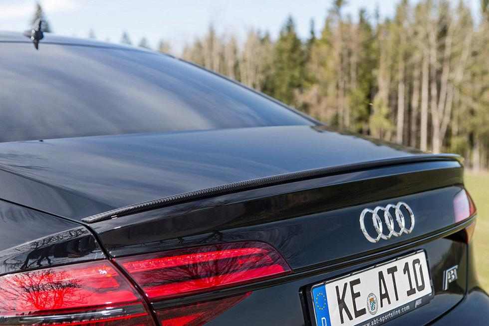 La zaga del Abt Audi S8 plus
