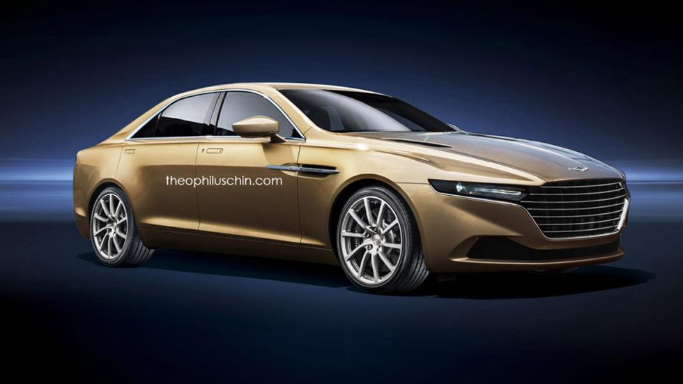 Aston Martin rival BMW Serie 3
