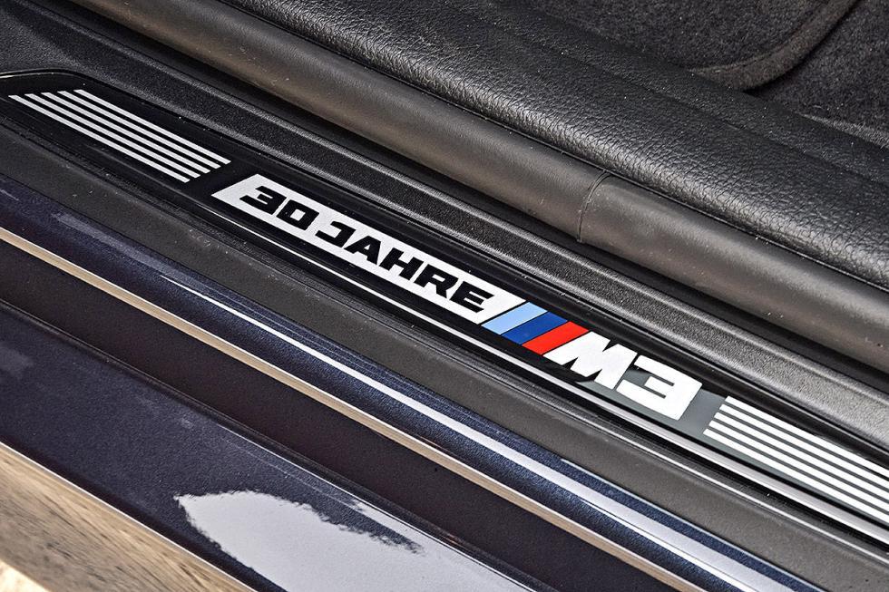 "Prueba: BMW M3 F80 ""30 Jahre Edition"". Feliz cumpleaños, M3"
