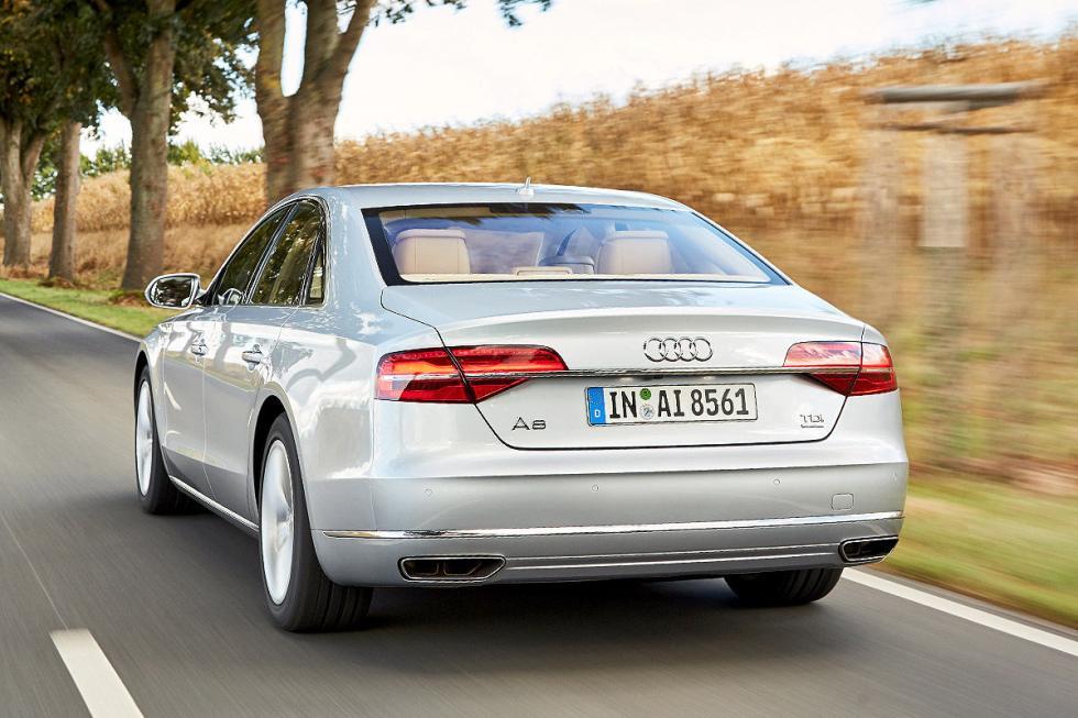 Cara a cara: Audi A8 vs BMW Serie 7. Lujo en formato diésel