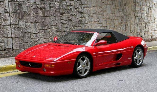 Venta Ferrari F355 Spider