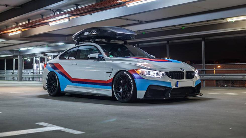 BMW M4R by Carbonfiber Dynamics