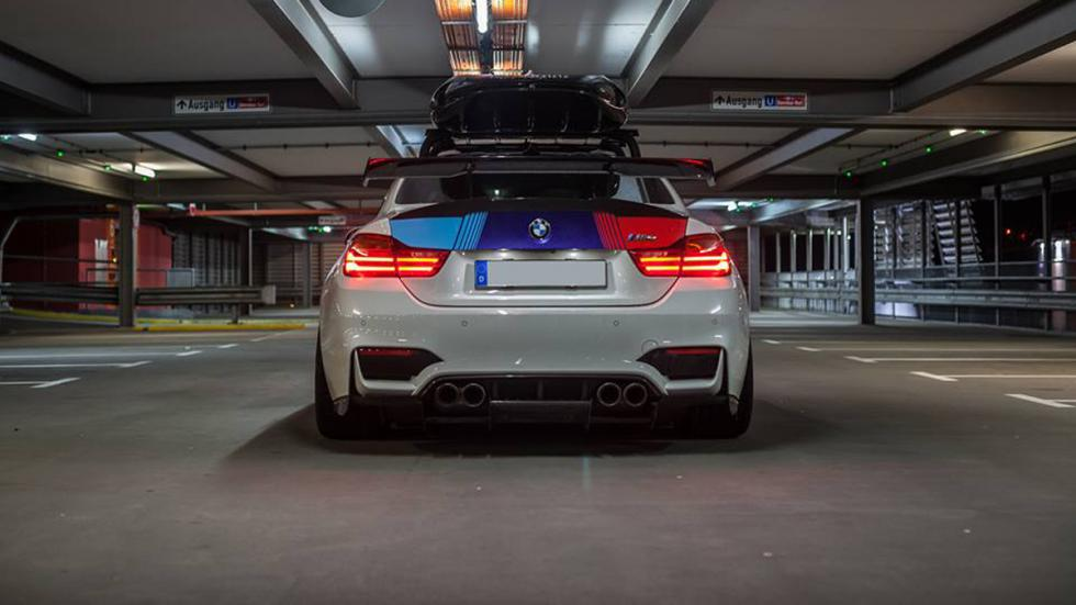 BMW M4R by Carbonfiber Dynamics zaga