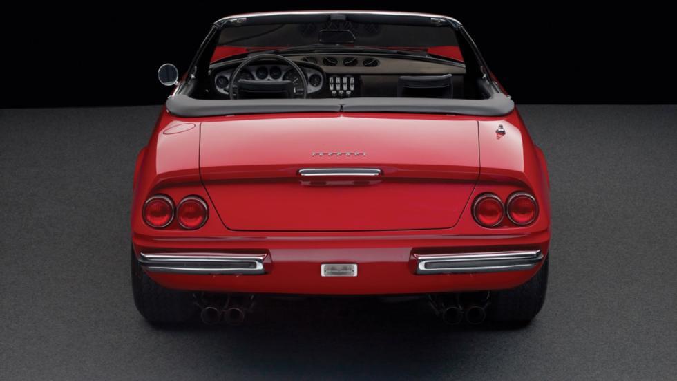 Ferrari Daytona Spider trasera