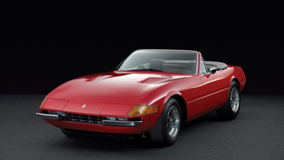 Ferrari Daytona Spider frontal