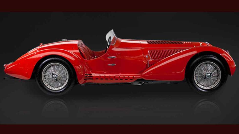 Alfa Romeo 8C 290 Mille Miglia (1938)