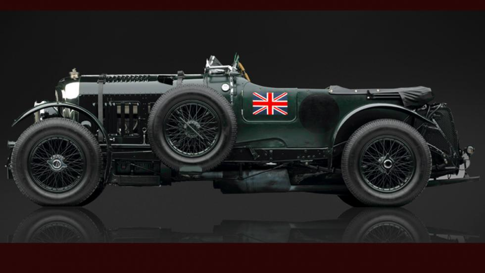 Bentley 'Blower' (1929)