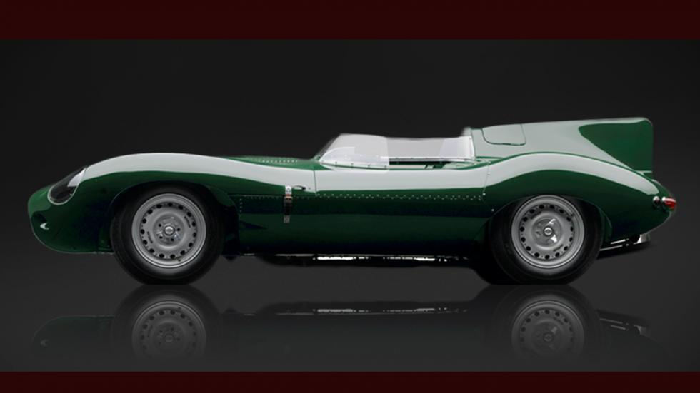 Jaguar XKD (1955)