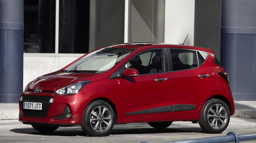 Hyundai i10 2017 cinco plazas