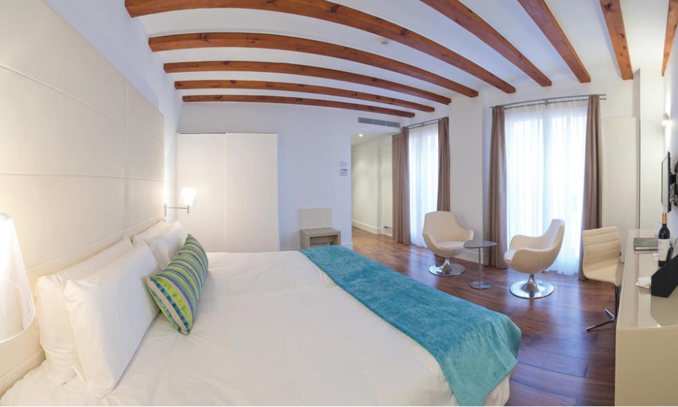 mejores hoteles espana 2016 habitacion