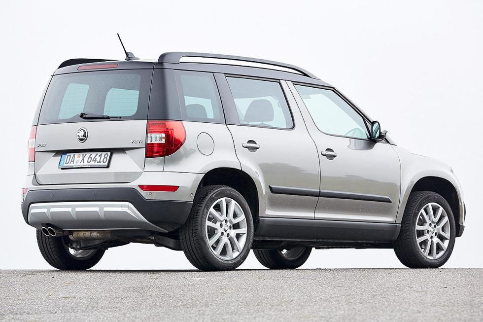 Comparativa: Opel Mokka X vs Skoda Yeti y Suzuki Vitara
