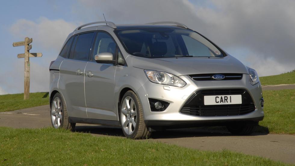 coches-usados-deberías-comprar-Ford-C-Max