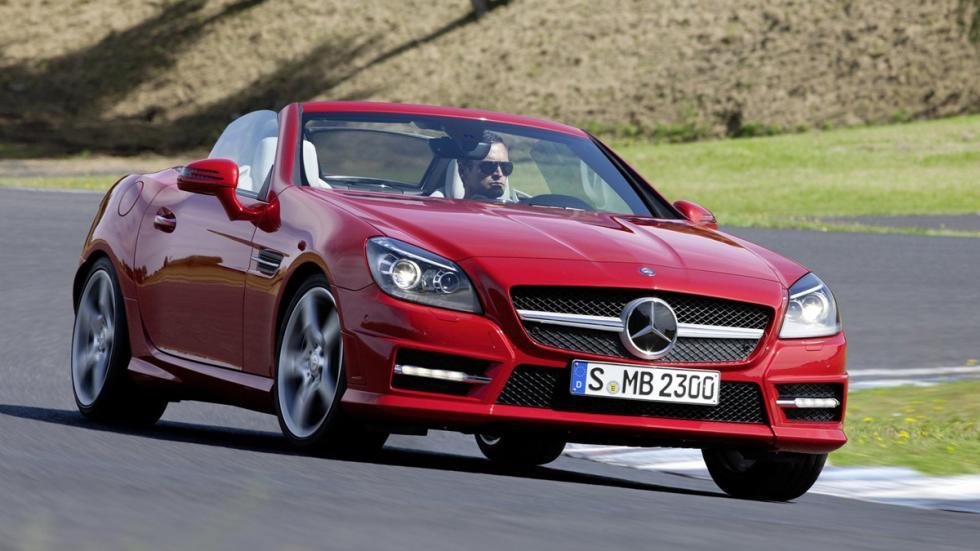 coches-usados-deberías-comprar-Mercedes-SLK