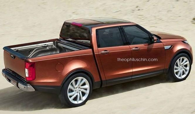 Cinco SUV pick-up