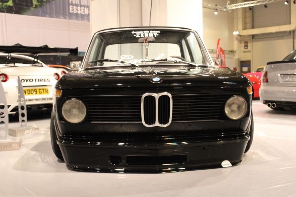 BMW 2002tii del preparador Boden Autohaus.