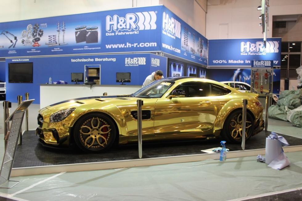 Mercedes-AMG GT de Prior Design