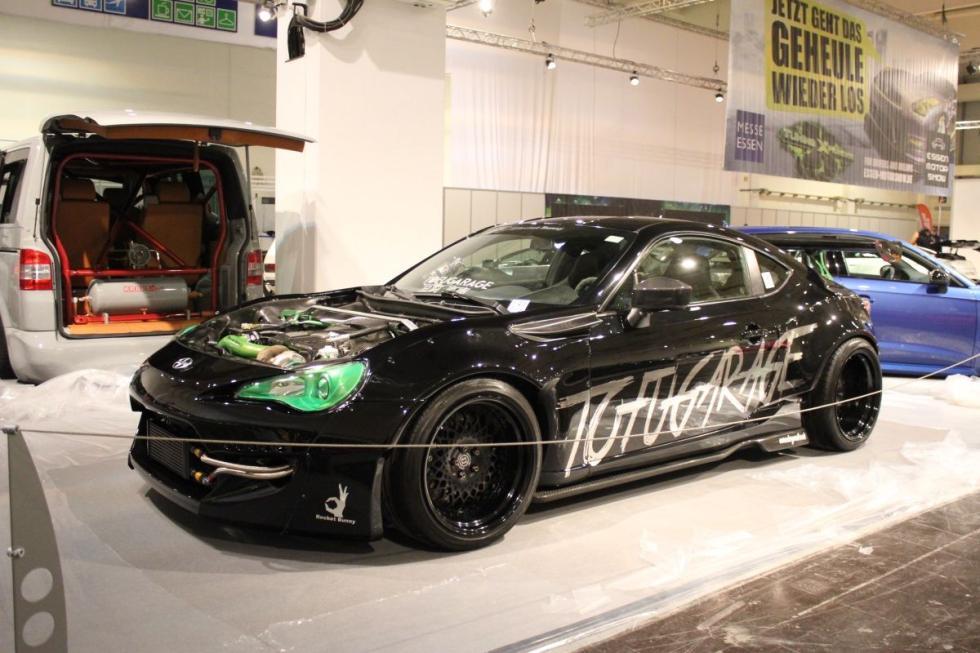Tofugarage Scion FRS (conocido como GT86 o Subaru BRZ).