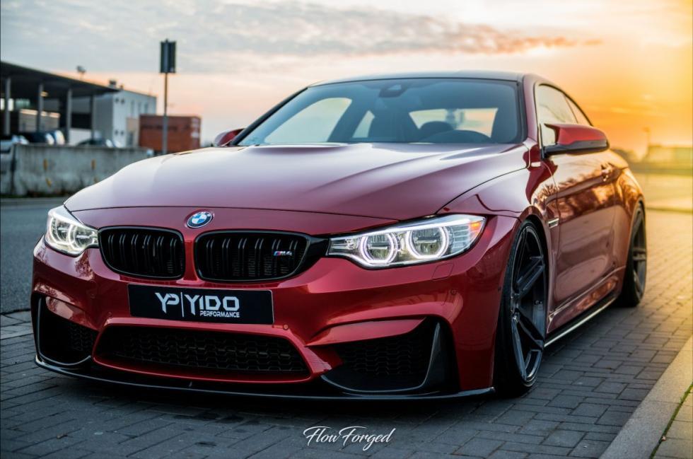 BMW M4 de Yido Performance