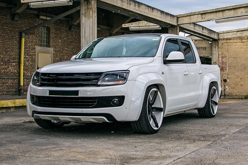 VW AIRmarok. Asientos del Volkswagen Golf 6 R