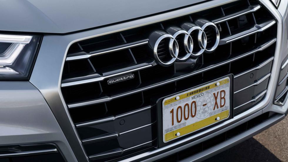 Audi Q5 2017 frontal parrilla
