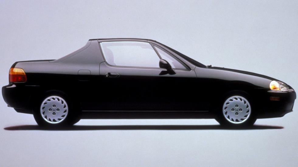 Honda CR-X del Sol