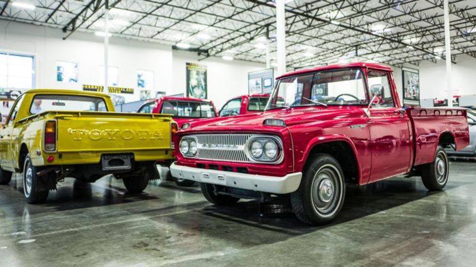 Museo 'secreto' Toyota Estados Unidos stout