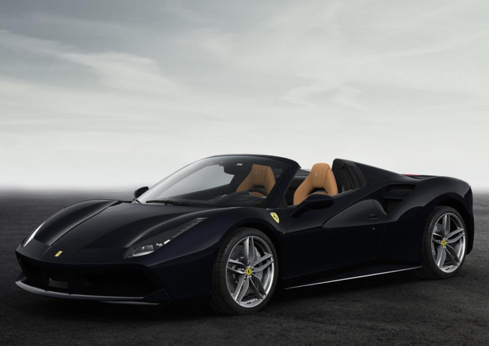 ediciones especiales Ferrari 70 aniversario